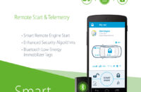 Auto Alarm Alarmanlage Pandora Smart