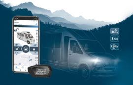Wohnmobil Alarmanlage Camper pro Sam Technixx