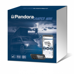 Pandora Camper Mini Wohnmobilalarmanlage EU_Camper mini DXL5300L v2