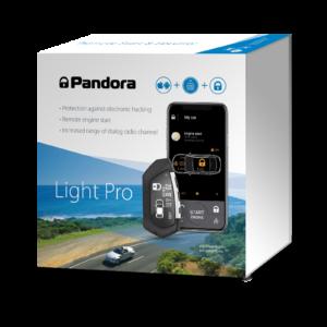 diebstahlsicherung auto pandora light pro